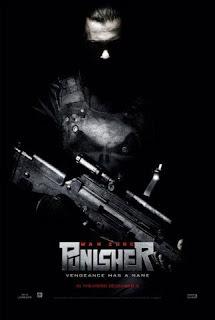 Punisher: War Zone Teaser Movie Poster