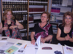 Biblioteca a Milano.. Tre Poetesse.. alla presentazione dei loro libri, giugno e 31 luglio  2008!