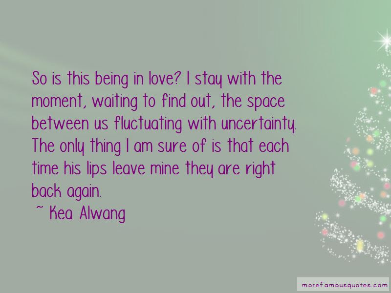 Waiting For Right Love Quotes Top 35 Quotes About Waiting For Right
