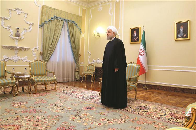 Irão o take II de Rouhani