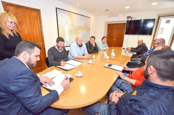 [URTF] La cancha de rugby municipal será utilizada por todos los clubes