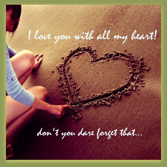 I Love You With All My Heart Quote Quote Number 687941 Picture