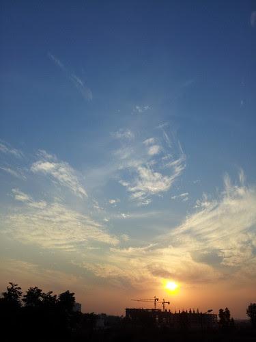 Sunset2 by rajesh_dangi