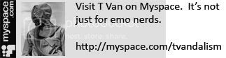 T Van on Myspace