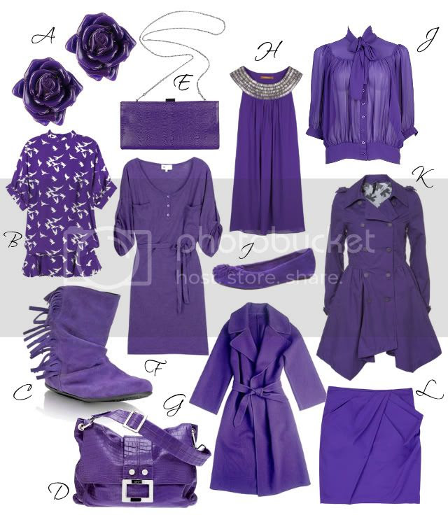 Royal Lilac: Pantone® Fall Fashion Color 2008