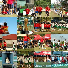 Mini World Cup collage