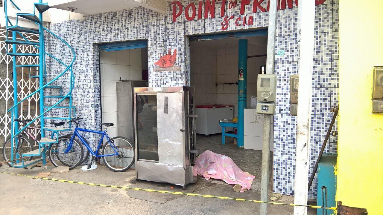 Homem é assassinado a tiros no bairro Santo Antônio dos Prazeres