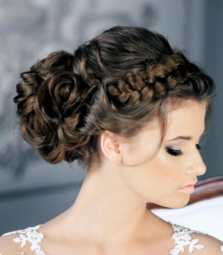 25 Awesome Cool Wedding Hairstyles