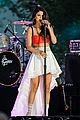Selena-fourth selena gomez pretapes fourth of july performance 09