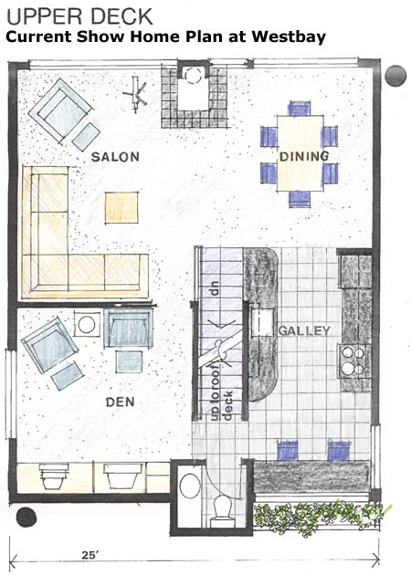 Floating Home Design Plans