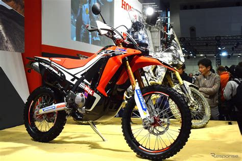 honda crf rally edging closer  production
