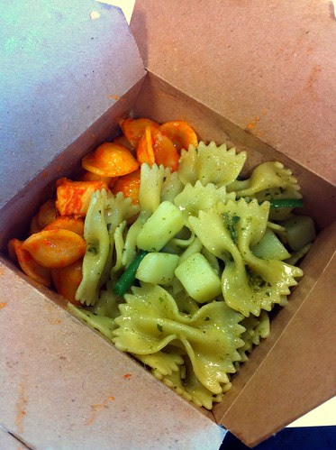 Orrechiette and Farfalle from Pepe