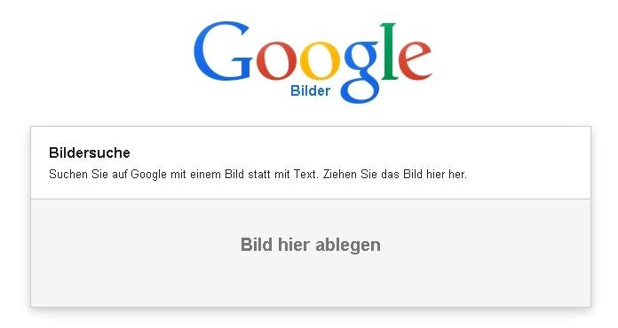 Google Bilderkennung Handy