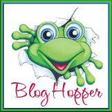 Blog Hopper Logo