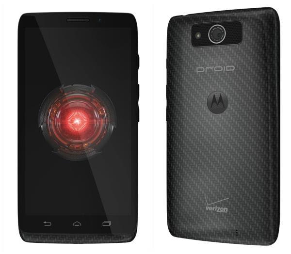 Com tela de 5 polegadas, Droid Ultra é apresentado pela Motorola