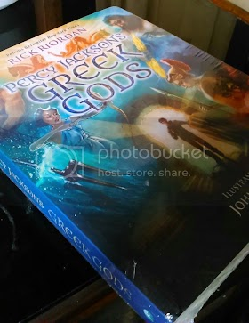 Percy Jackson's Greek Gods Review