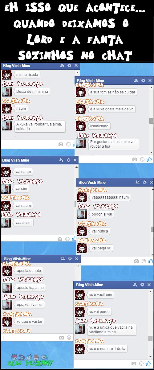 Blog Viiish - Lord Vs Fantaxma no chat