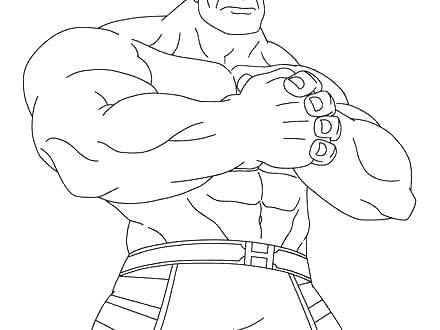 hulk printable coloring pages at getcolorings  free