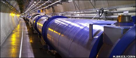 CERN derin uzaydan daha soğuk
