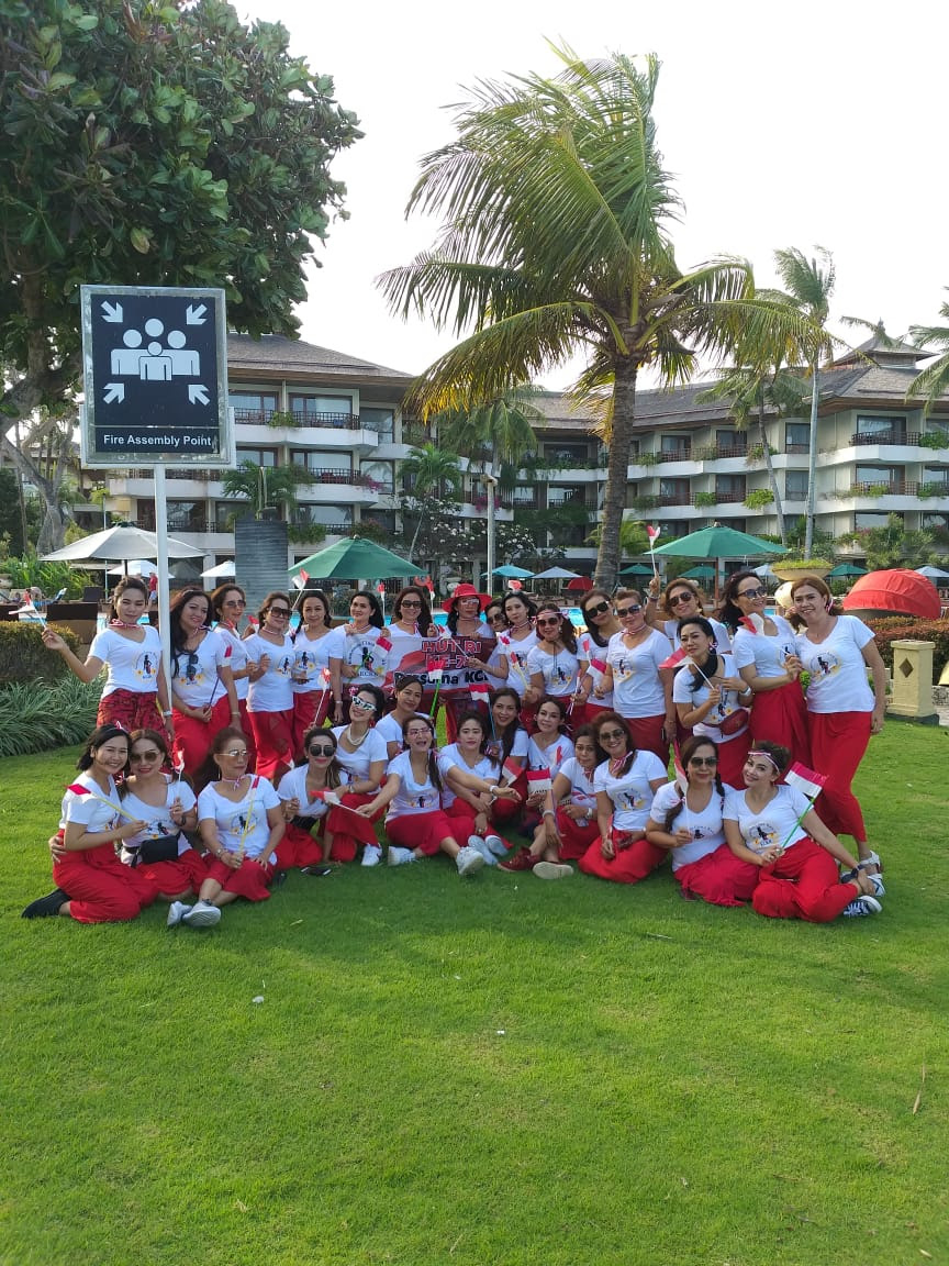 Peringati Hari Kemerdekaan Ri Kckb Gelar Aneka Lomba Permainan Tradisional Di Prama Sanur Beach Cakrawarta