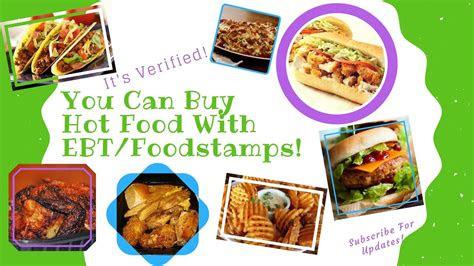 publix hot food ebt food