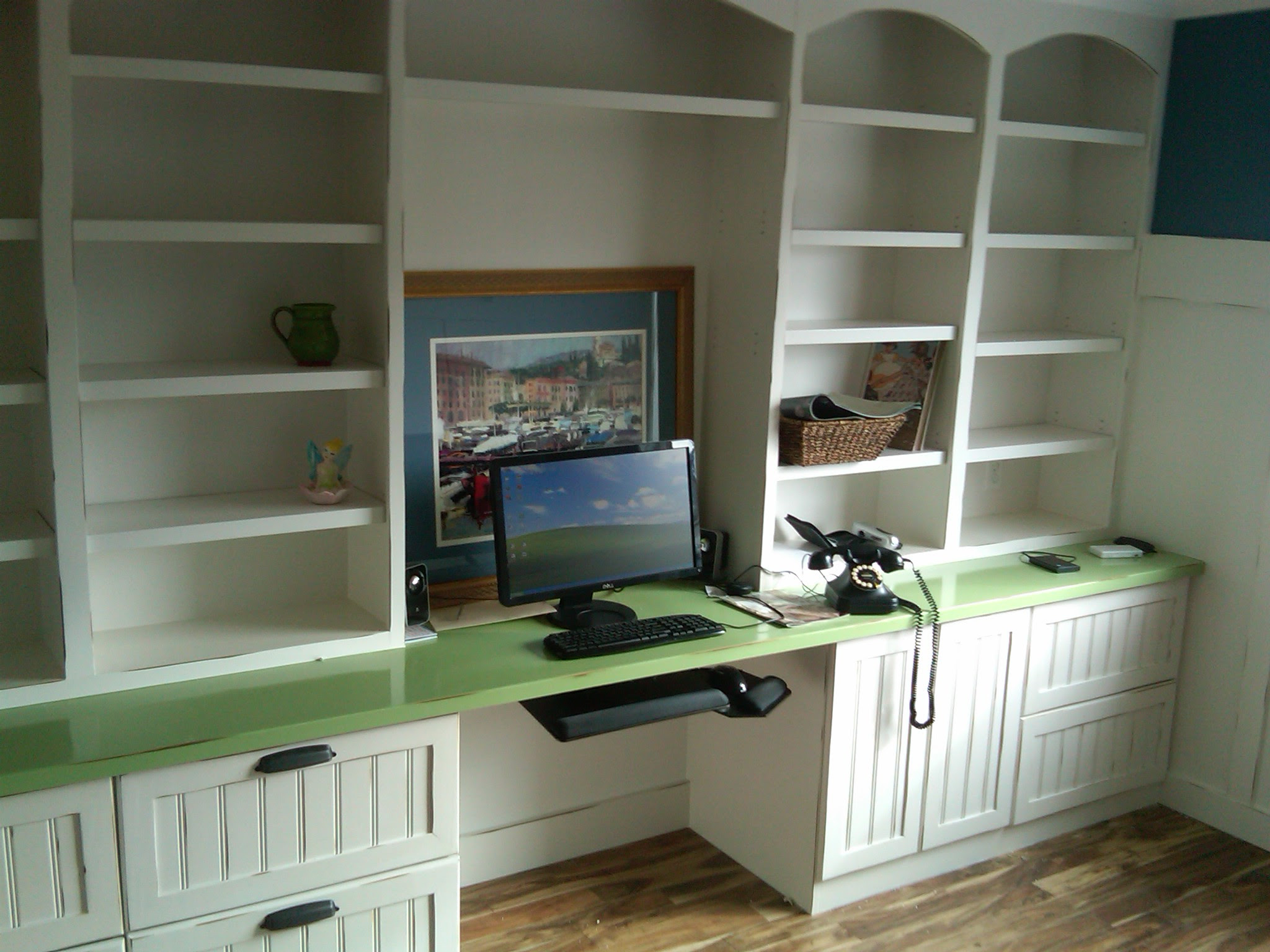 Built In Bookcase Desk Plans Plans Free Download | testy39xqi