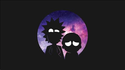rick  morty wallpaper  newwallpaperdownloadcom