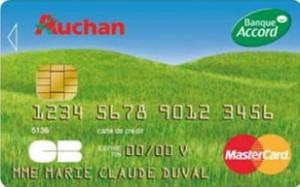 Carte Accord Auchan Waaoh.Auchan Carte Accord Carte