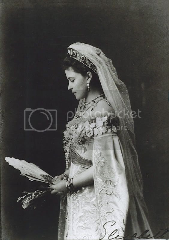 Grand Duchess Elizabeth Signed