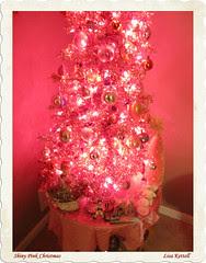 Shiny Pink Christmas! 2