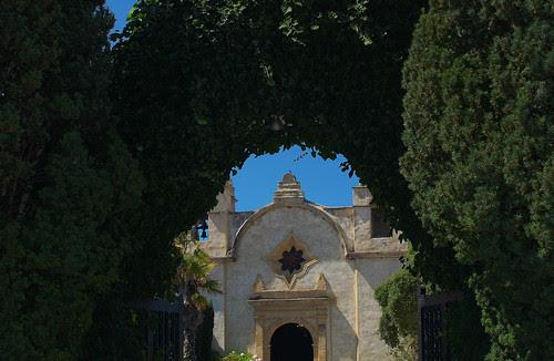 Carmel Mission by bdinphoenix