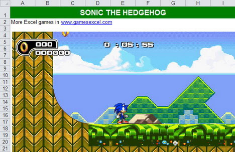 sonic_excel_game