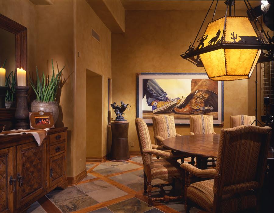 southwest-interior-design-Exterior-Contemporary-with ...