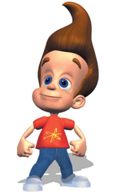 list  jimmy neutron characters nickipedia