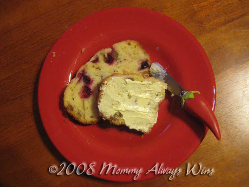 cranberry cream cheese bread