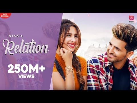 Relation : Nikk Ft Mahira Sharma | ( Official Music ) | New Punjabi Songs 2019