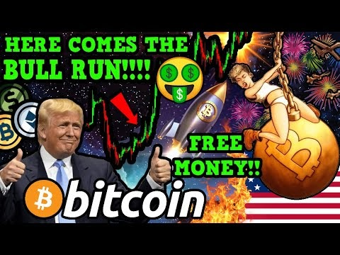 WOW!!! BITCOIN HUGE USA NEWS!!!! THIS COULD KICKSTART THE BULL RUN!!! 🚀 | Blockchained.news Online