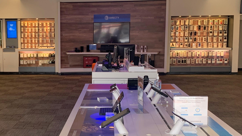 Att Store 314 Mall Blvd Savannah Ga Cellular Phone