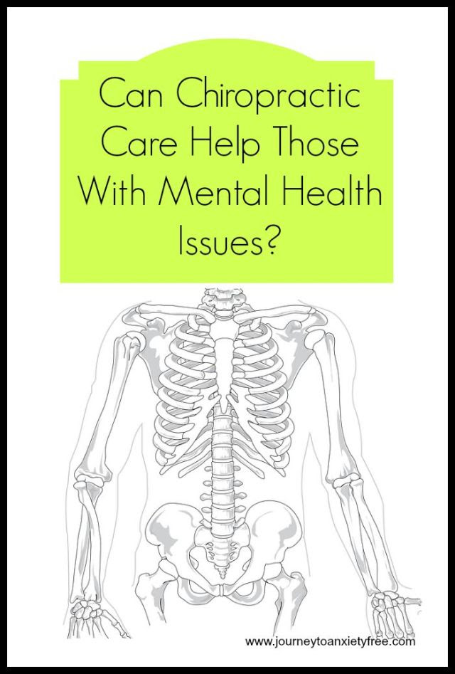 Can Chiropractic Care Help Improve Your Mental Health?