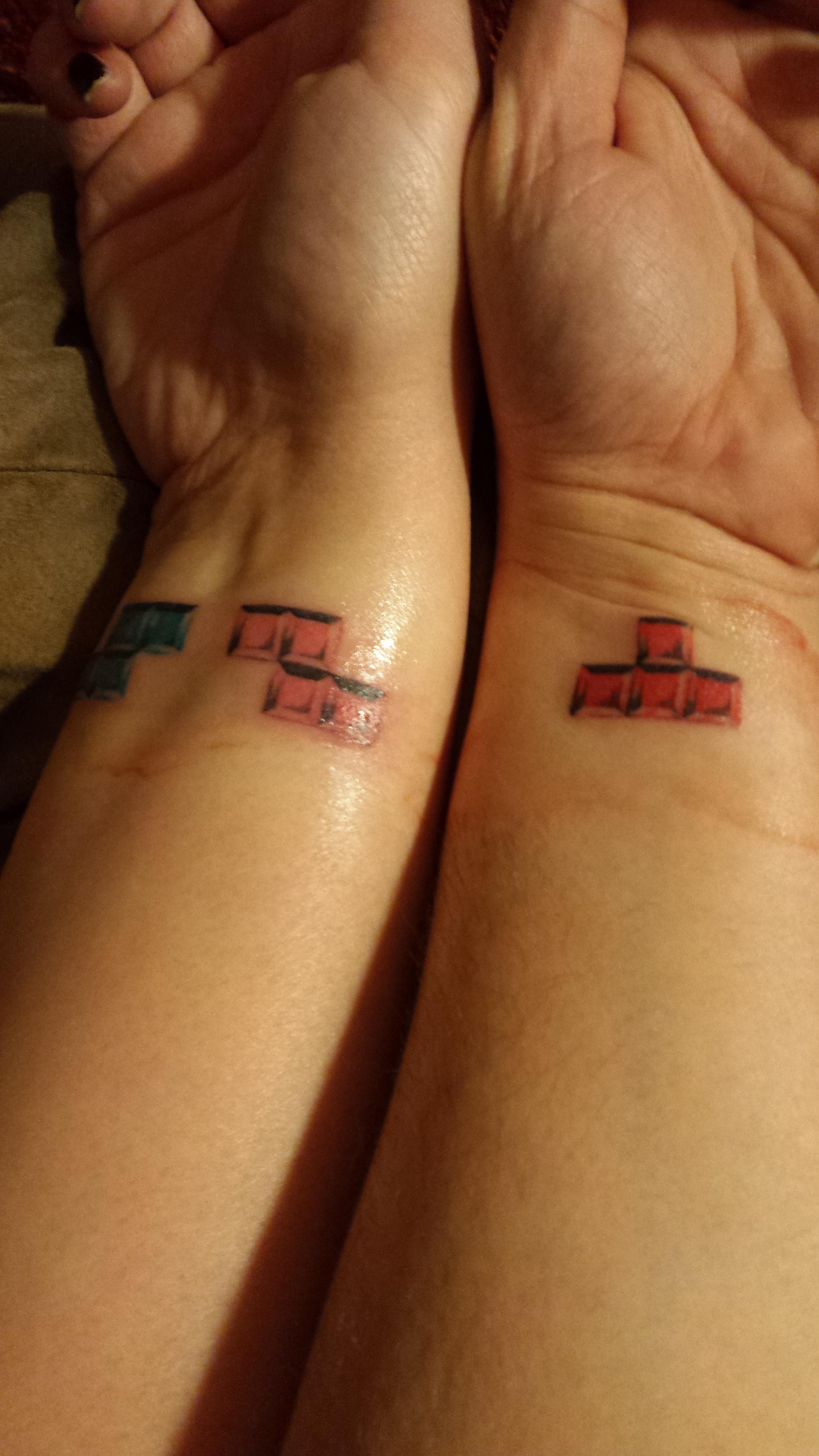 15 Awesome And Romantic Couples Tattoos Pbj Guff