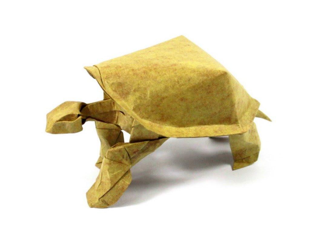 Os incríveis origamis de Nguyen Hung Cuong 12