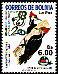 Black-bodied Woodpecker Dryocopus schulzi
