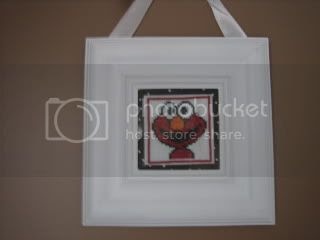Elmo Cross Stitch