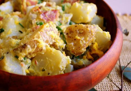 Egg Potato Salad SS