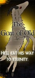 The Goat of Old