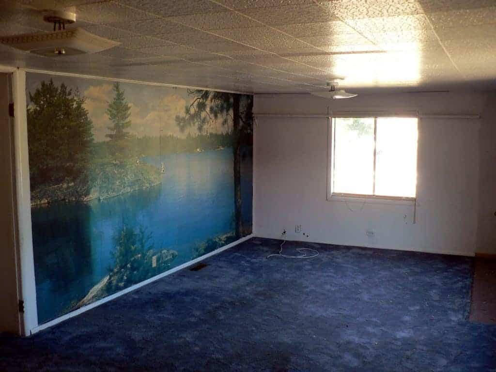 Our Biggest Mess: Bonus Room Turned Master Bedroom Progress ...