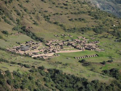 Temples de maukallacta perou
