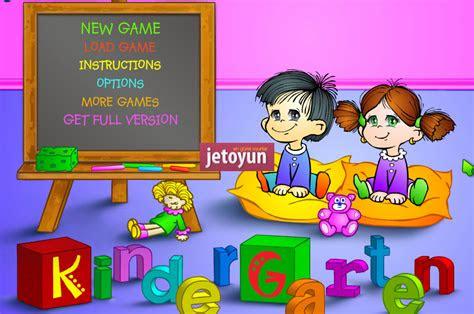anaokulu oyunu oyna bebek oyunlari