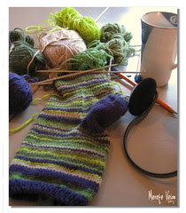 socks :: august #1 :: sokker