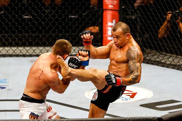 Tibau espera vencer para seguir busca pelo cinturão no UFC